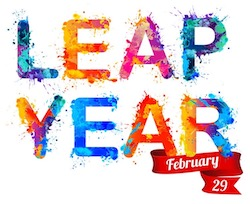 Celebrate Leap Year